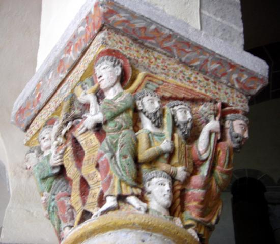 Eglise romane de Saint-Nectaire