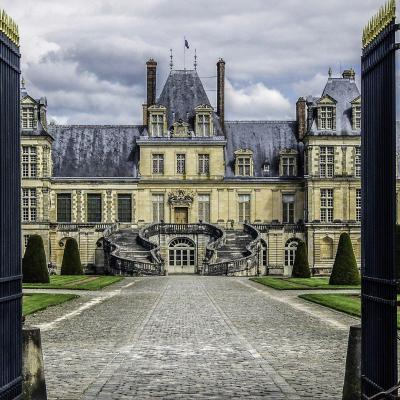 Castle of fontainebleau 1